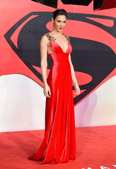 Batman V Superman 22 gal gadot batman v superman of justice premiere in
