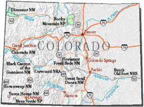 colorado vacation guide national parks