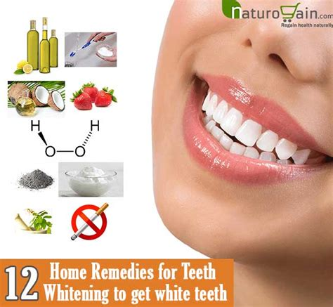 12 best home remedies for teeth whitening to get sparkling