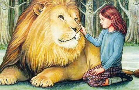 libro library lion cs lewis exhibition magic of narnia is illustrated at belfast s linen hall library