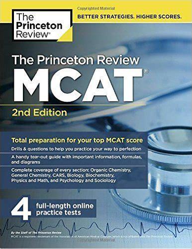 Pdf The Princeton Review Complete Mcat by Best Mcat Prep Books 2018 Review Comparison
