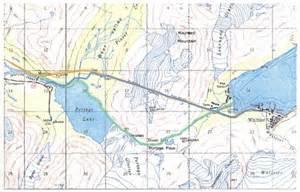 Whittier Alaska Map by 1998 Canada Alaska Trip Part 11