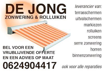 Licht Bad 2583 by Contact De Jong Zonwering Terras Zonwering Markiezen