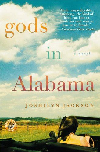 Book Review Gods In Alabama By Joshilyn Jackson by Book Review Gods In Alabama By Joshilyn Jackson
