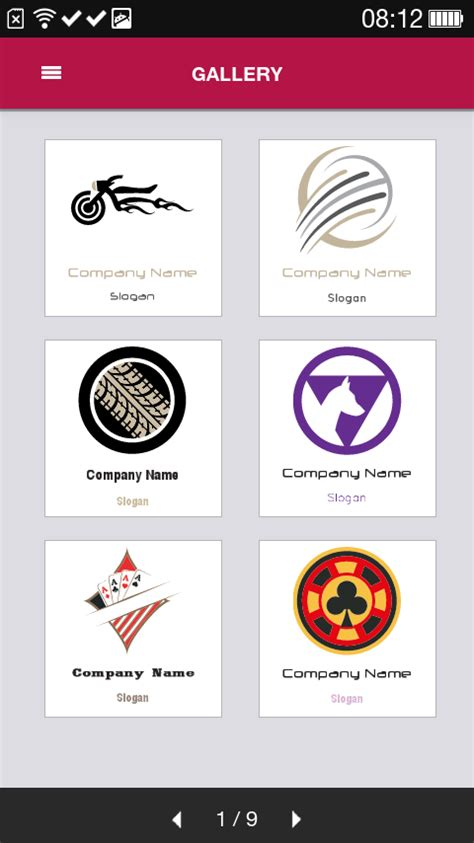 designmantic android app free logo maker designmantic android apps on google play