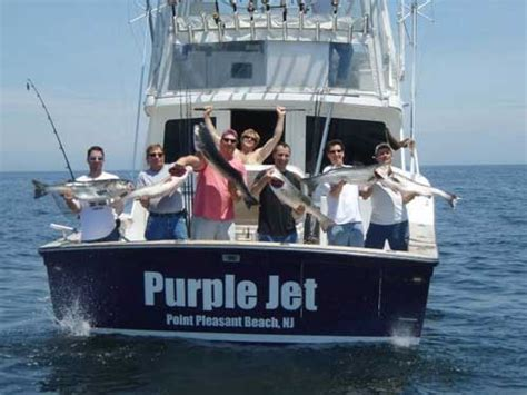 fishing boat rentals south jersey nj charter boat fishing