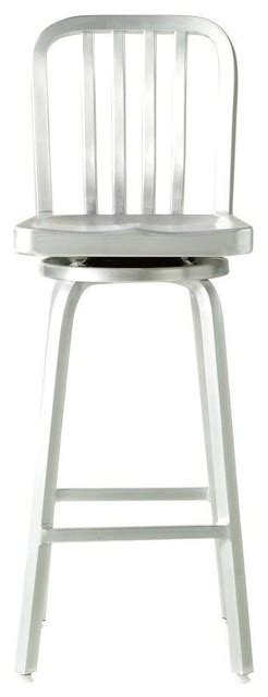 Brushed Aluminum Counter Stools by Brushed Aluminum Brushed Aluminum Counter Stools