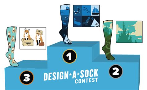 design sock contest past winners sock it to me