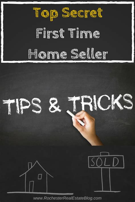 First Time Home Seller 6 Tips And Tricks For Selling | first time home seller 6 tips and tricks for selling