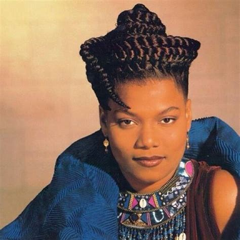 1990s Godest Braids | throwback queen latifah goddess braids naturally yours