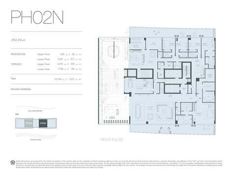 oceana key biscayne floor plans oceana key biscayne new construction