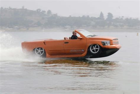 boat car world s fastest hibious vehicles by watercar