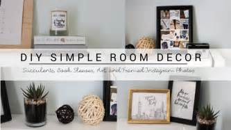room decor diy simple room decor