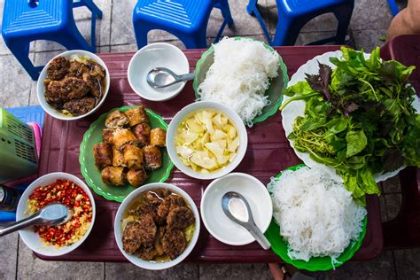 hanoi cuisine 5 dishes you should not miss in hanoi style
