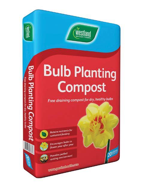 westland bulb planting compost