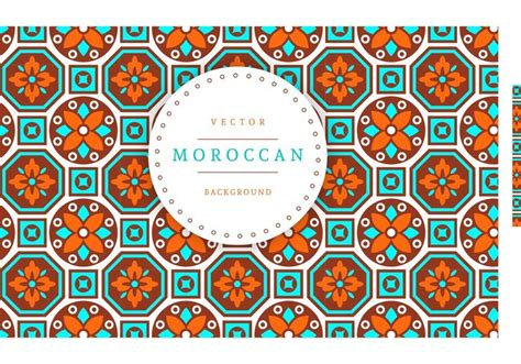 colors islamic mosaic vector premium download free moroccan vector background 112326 welovesolo