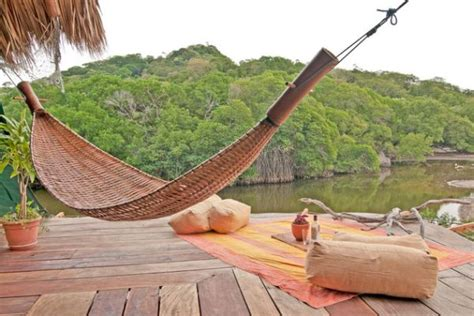 Outdoor Hammock Hammocks Relaxing And For Both Indoor And