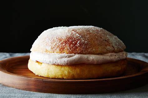 sufganiyot jelly donut cake recipe on food52