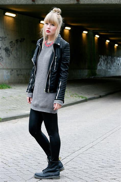 joni talsma hm necklace primark leather  legging