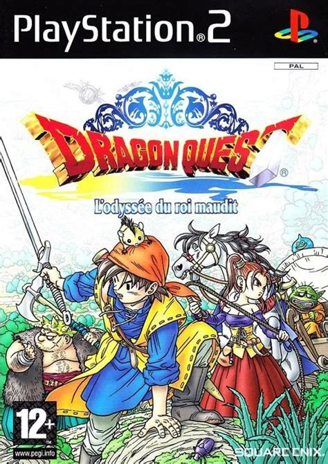 emuparadise dragon quest dragon quest the journey of the cursed king europe