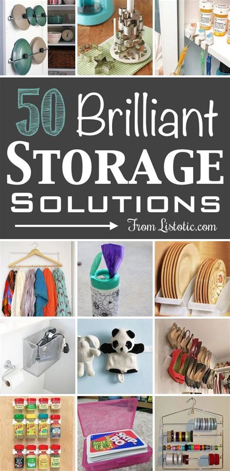 cheap organization 50 brilliant easy cheap storage ideas lots of tips and