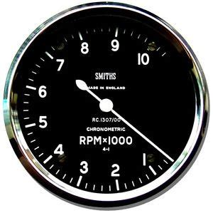 smiths rev counter motorbike round mouse mat motorcycle