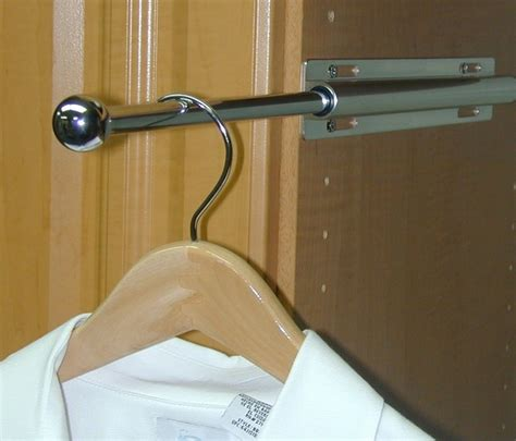 Closet Hanger Rods by Valet Rod Closet Houston By Spaceman Home Office
