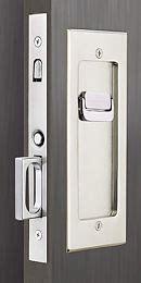 Emtek Products Inc 2115 Privacy Emtek Modern Solid Brass Mortise Pocket Door Privacy Latch Emtek 2115 Template