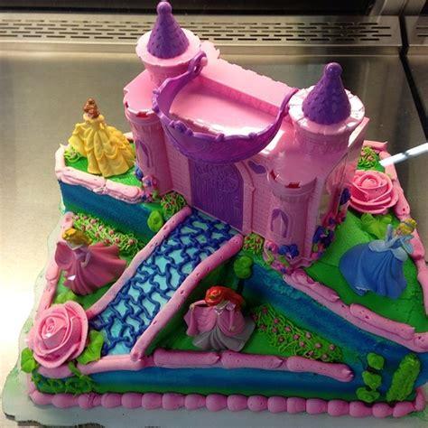 princess birthday cake walmart