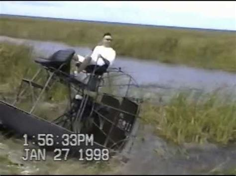 airboat fails fail trying to get out of control rc air boat doovi