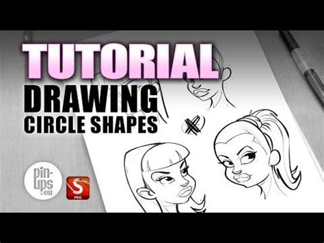 sketchbook tutorial youtube autodesk sketchbook pro tutorial circle shapes