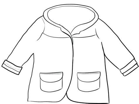 coat template