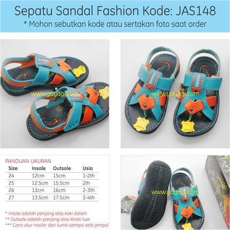 Sendal Untuk Anak Perempuan Sendal Untuk Kado Ukuran 31 35 Cmp Sdb604 jual sepatu sendal fashion anak warna tosca kode jas148 yayagi store