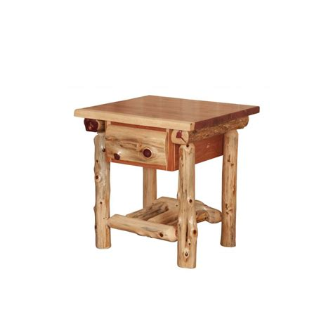 Tanessah Nightstand Amish Crafted Furniture - wood collection nightstand amish crafted furniture