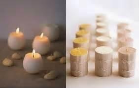 candele piccole my style diy porta candele eco sostenibili
