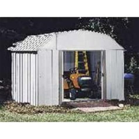 Arrow Dakota Shed by 10ft X 8ft Wooden Shed The Shed Build