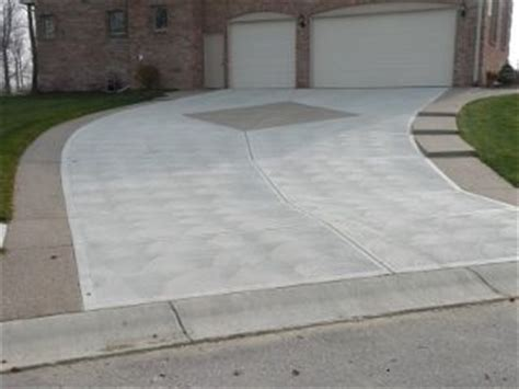 How To Finish Concrete Patio by 78 Best Concrete Driveway Finishes Images On