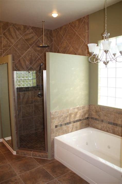 Shower Doors Tucson Doorless Shower No Tub Just The Shower Bathrooms Pinterest Shower The O