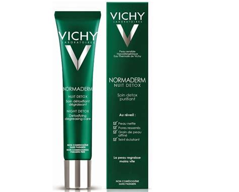 Vichy Normaderm Detox Boots by 10 Best Vichy Products Available In India