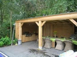 Meteran Wood 5m overkapping achtertuin werkspot