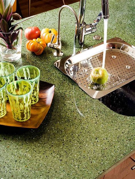 recycled countertop materials top 12 kitchen countertops