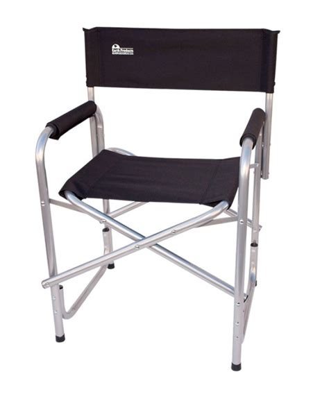 short folding directors chair  innovative earth products