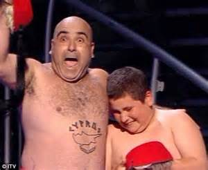 britain s got talent stavros flatley star demetrios s