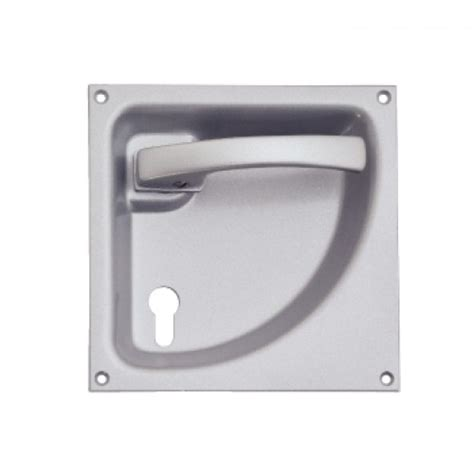 Flush Door Handles by 5061 Flush Lever Door Handles For Collapsable Or Folding