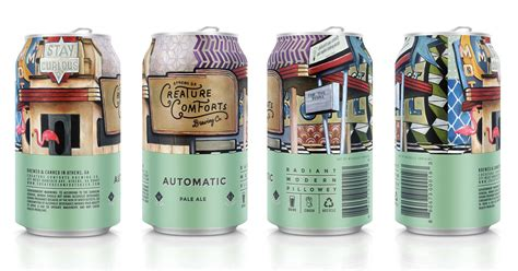 creature comforts beer creature comforts brewing co automatic pale ale