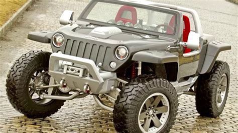 jeep hurricane jeep hurricane concept 2005