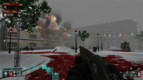 this modder made his own killing floor 2 christmas map