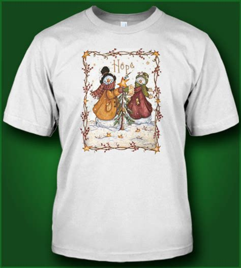 country style t shirts country snowmen t shirt t shirts