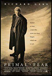 film misteri twist ending primal fear 1996 imdb