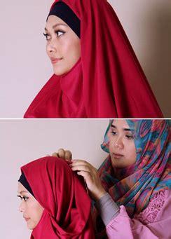 tutorial hijab paris yang praktis tutorial hijab pasmina polos yang praktis untuk sehari hari